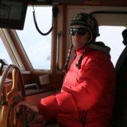 Captain Ben Wallis antarctica