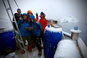 Antarctic BBQ 60 minutes