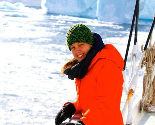 Anais Puissant 60 minutes antarctica