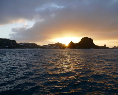 Cape Shirreff, Livingston Island, Antarctica