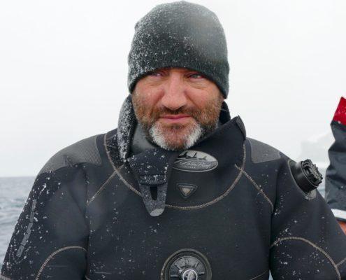 Kelvin Murray 60 minutes leopard seal