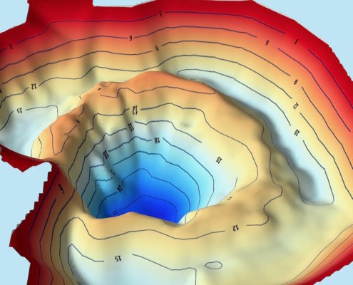hydrographic bathymetry antarctica