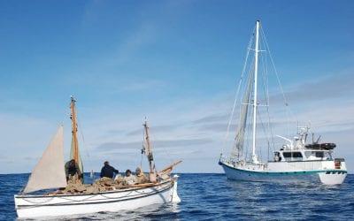Shackleton 'Epic' re-enactment