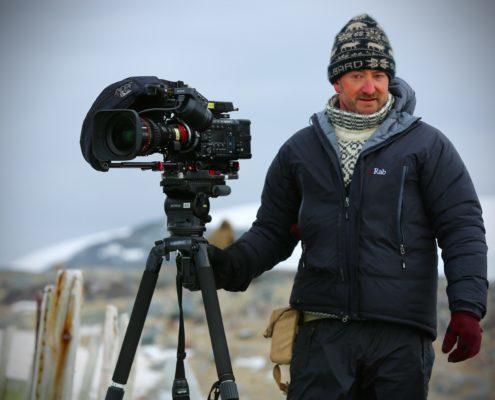 Cameraman Andy Taylor 60 minutes