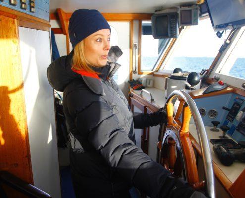 Allison Langdon 60 minutes antarctica