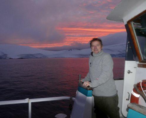 Nick Greenaway, Antarctica 60 minutes