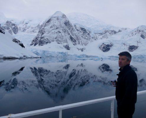 Ben Wallis antarctica