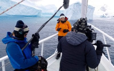 60 minutes – Leopard seals and climate climate change in Antarctica